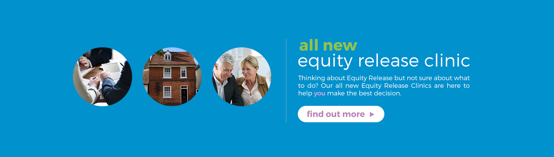 equity release clinic